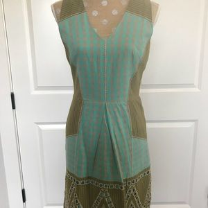 Anthropologie - HD Paris - Hopscotch Dress